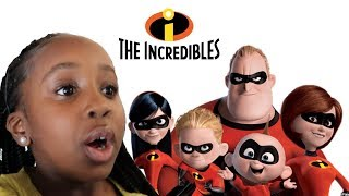 KIDS REACT TO DISNEY INCREDIBLES 2 MOVIE