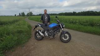 2000 miles on a Suzuki SV650 | Long term update | Motorcyclenews.com