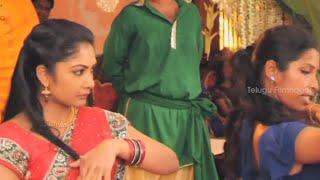 Bavagari Choope Song Making | Govindudu Andarivadele | Ram Charan | Kajal Aggarwal | Krishna Vamsi