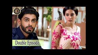 Ghairat Double Episode 11 & 12 - 25th September 2017 - Iqra Aziz & Muneeb Butt - Top Pakistani