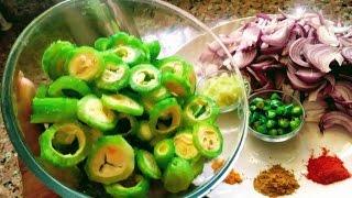 Karele ki Sabzi Recipe in Hindi-नये तरीके से बनायें करेले की सब्जी तो कड़वा नहीं लगेगा-Bitter gourd