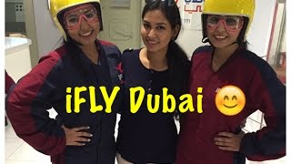 iFLY Dubai :) Spring break Day 4 [March 16th 2015 | Vlog #13]