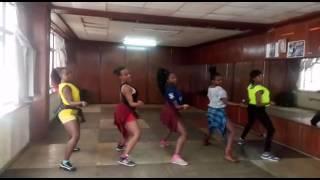 Kenya's gQ dancers twerk it like Maja Salvador!