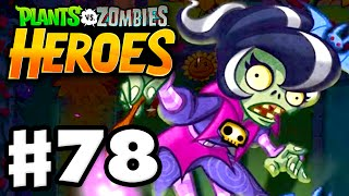 Plants vs. Zombies: Heroes - Gameplay Walkthrough Part 78 - The Witch's Brew Bubbles! (iOS, Android)