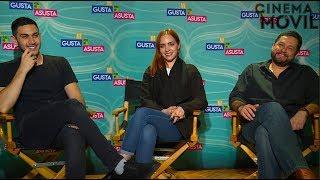 Beto Gómez, Alejandro Speitzer y Minnie West hablan sobre 'Me Gusta Pero Me Asusta'