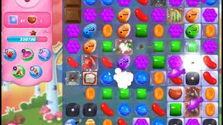 Candy Crush Saga Level 3473 - NO BOOSTERS