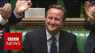 David Cameron's final Prime Minister's Questions (highlights) BBC News