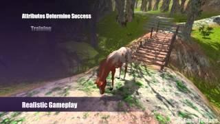 Orbis Games Virtual Horse Ranch 3D Kickstarter video