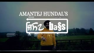Jazbaat[BASS BOOSTED]-Amantej Hundal | Randeep Gill | Rahul Chahal | PB 26 RECORDS | Just Bass