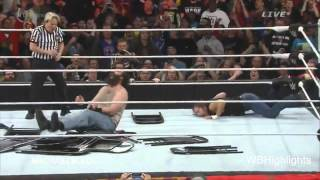 Extreme Rules 2015 Highlights [HD]