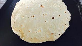 Very Detailed Roti or Chapati or Aka or Pulka Fulka (Indian soft bread)