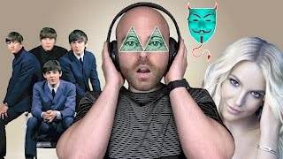 10 Songs with CREEPY Hidden Messages!