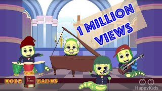This Little Light Of Mine I Popular Bible Rhymes I Bible Songs For Kids and Children with Lyrics