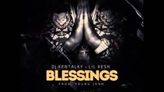 DJ Kentalky Ft. Lil Kesh – Blessings (Official Video)