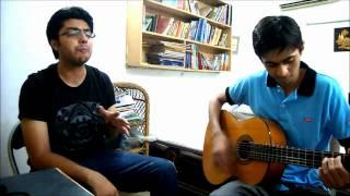 Nindiya k Paar by Uziar Jaswal Coke Studio - AZ Guitar Cover