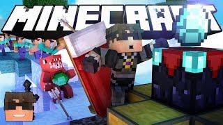 Minecraft BED WARS!   MY PARTNER IS DEAD! (Minecraft Bed Wars Minigame)