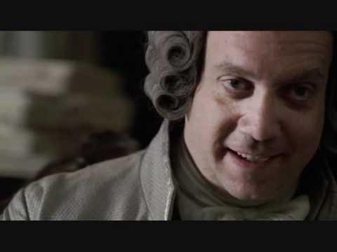 John Adams Meets King Louis of France