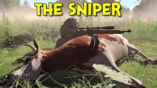 THE SNIPER! - Arma 3: DayZ - Ep.3