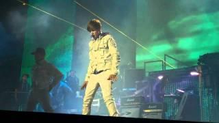 Justin Bieber Love Me MSG