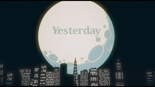 JIN AKANISHI 赤西 仁 - Yesterday (Official Lyric Video)