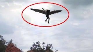 10 Penampakan Malaikat Paling Nyata