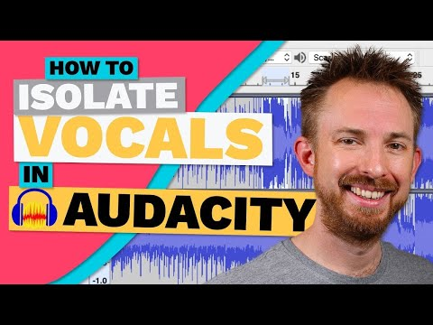 Xxx Mp4 How To Isolate Vocals In Audacity 3gp Sex