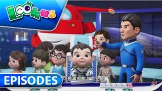 【官方Official】《超级飞侠》第34集 - Super Wings (Chinese) _ EP34