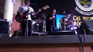 LOVE TEAM BY ITCHYWORMS BAND COVER BY KAMATIS BAND