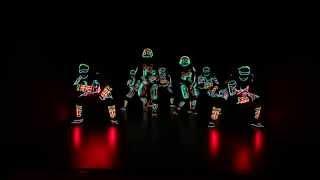 Light Balance, Britain's Got Talent (2014) semi-finalists, performing at Parkway Parade