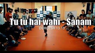Durgesh (13.13) @ Urban Dance Week IV | XF (Pune)