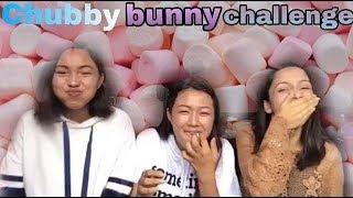 Chubby bunny challenge ||Nepal🐰🤗