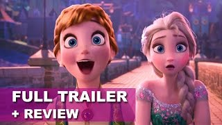 Frozen Fever Trailer 2015 + Trailer Review : Beyond The Trailer