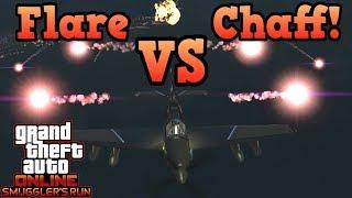 Countermeasures! Flare VS Chaff - GTA Online