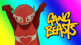 Gang Beasts Funny Moments - Lover Boy!