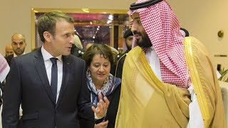 Tensions entre l'Arabie saoudite et l'Iran : Macron en visite surprise à Riyad