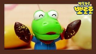 [요리왕 루피] 고구마 케이크 만들기 | 뽀로로 장난감 | 미니어처 장난감 | 클레이 아트