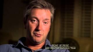 Jordan & Pippen vs Toni Kukoc - 1992 Olypmics