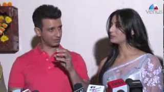 Interview Of Sharman Joshi And Mahie Gill On The Sets Of