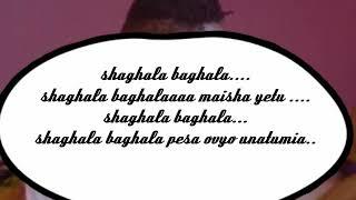 amazing  melody shaghala baghala lyrics