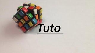 Tuto Fimo - Rubik's cube