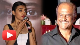 Radhika Apte Talks About Kabali | Upcoming Tamil Movie With Rajinikanth