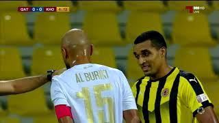 دوري نجوم QNB: الموسم 18 - 19 - مباراة : قطر 0 - 0 الخور