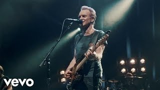 Sting - Message In A Bottle (Live At The Olympia, Paris)
