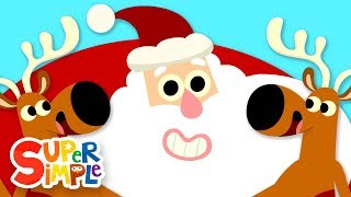 Up On The Housetop | Kids Songs | Super Simple Songs