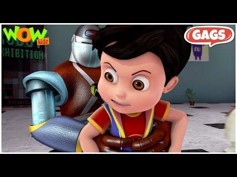 Xxx Mp4 Vir The Robot Boy Compilation 10 As Seen On Hungama TV Action Show For Kids WowKidz 3gp Sex