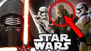 WHO is the Old Man Kylo Ren Murders in The Force Awakens? Star Wars Explained