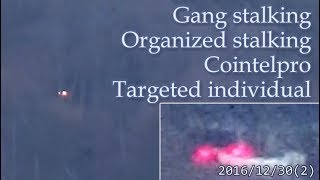 集団ストーキング被害者の記録 2016.12.30(2)  Gang Stalkng Organized stalking Cointelpro Targeted Individuals
