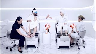 MDNA SKIN: Madonna & The Fat Jewish Spa Day (Full Length)
