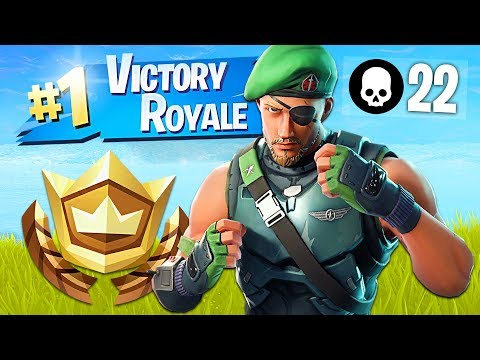 Winning in Squads Pro Fortnite Player 1900 Wins Fortnite Battle Royale Gameplay