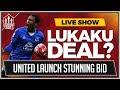 LUKAKU to Man Utd For 75 Million Done Deal